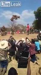 Sorcier volant au Ghana