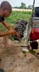 Exécution extra-judiciaire d'un parasite de Boko Haram