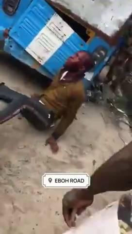 le sort des voleurs de téléphone nigérians